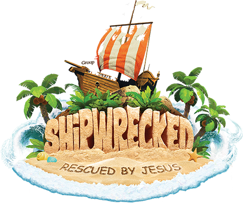 Shipwrecked-Rescued by Jesus